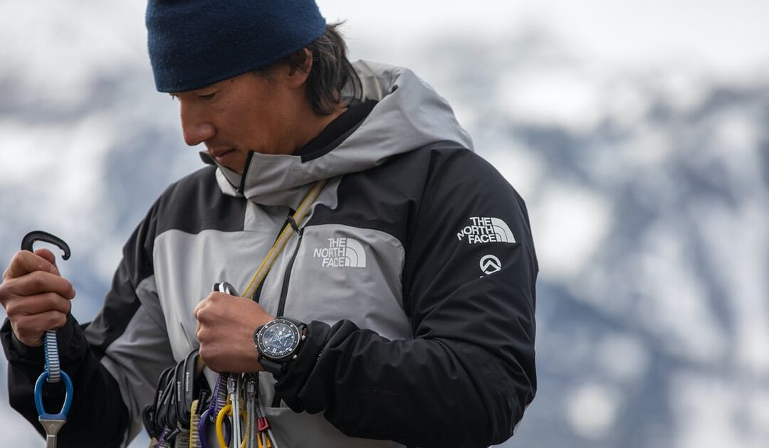 Five Minutes With …  Jimmy Chin
