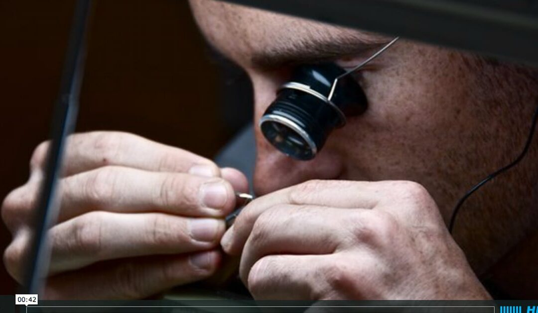 In-Depth Vacheron Constantin & The Art of The Chamfer (VIDEO)