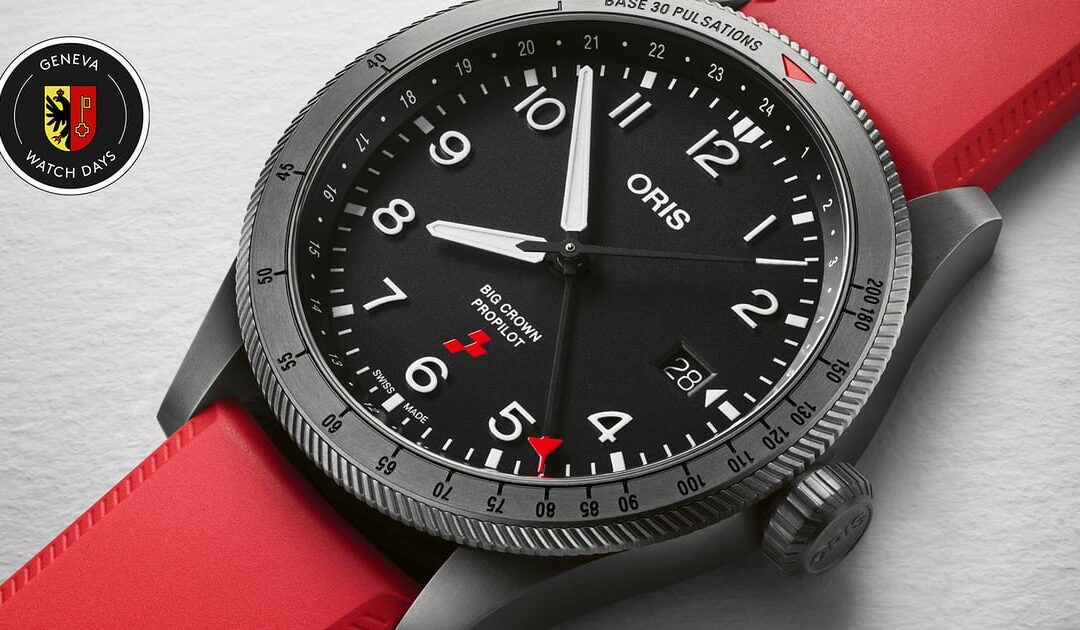 Introducing Let Swiss Air Rescue Organization Rega Save Your Wrist With A Function-Focused Oris Limited Edition