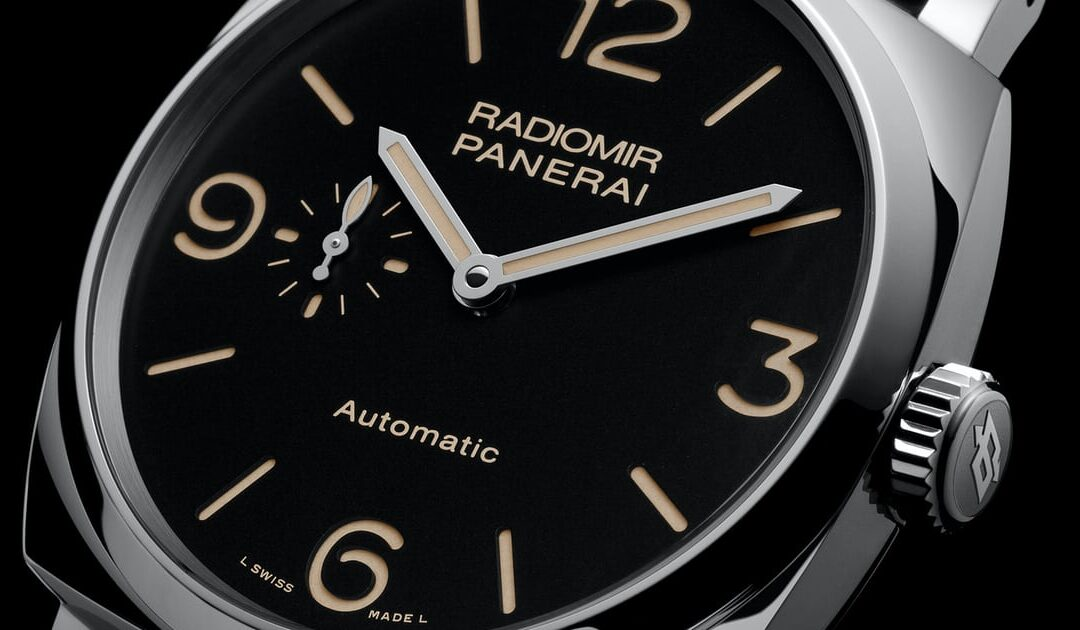 Introducing The Panerai Radiomir 1940 3 Days Automatic (And The New, In-House Caliber P4000 With Micro-Rotor)