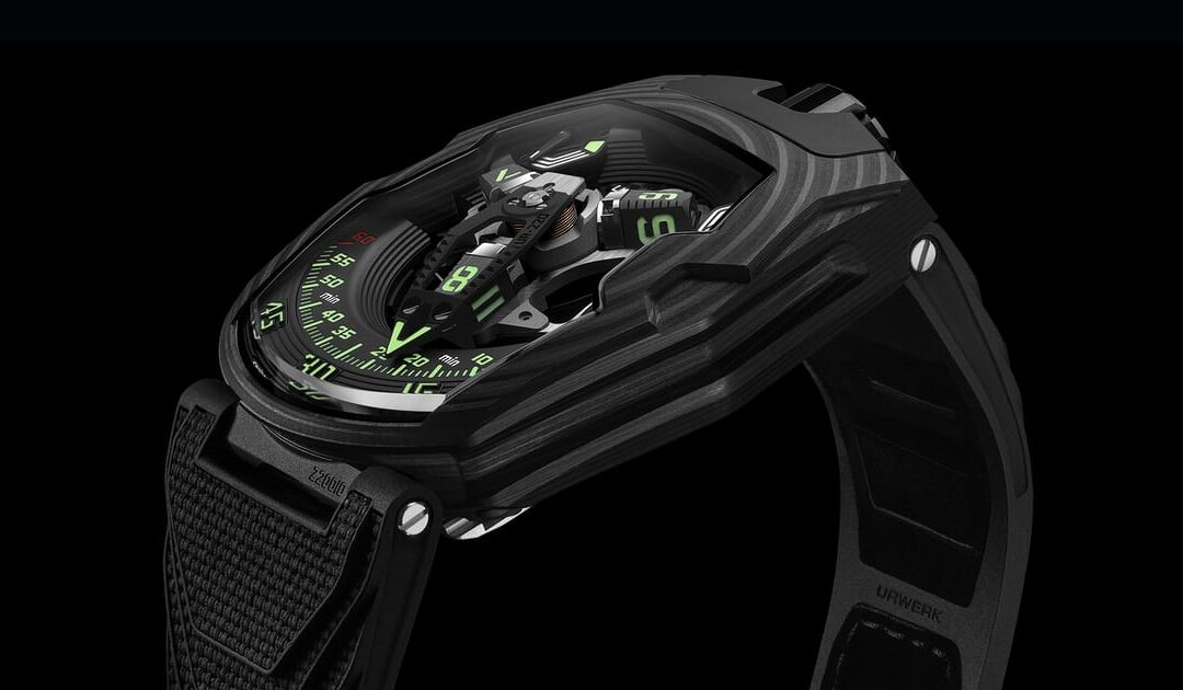 Introducing The Urwerk UR-220 'Falcon Project'