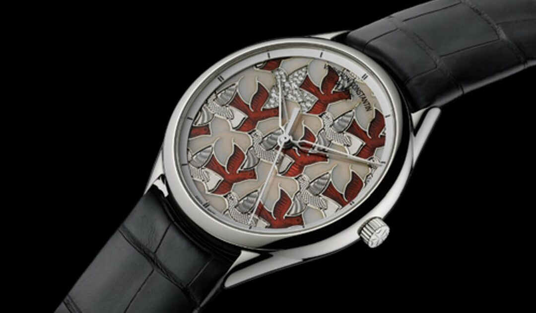 Introducing The Vacheron Constantin Dove Watch For The Only Watch Charity Auction, Inspired By MC Escher