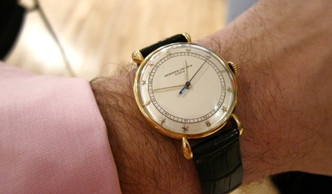 The Beauty of Vintage Vacheron In Detail: What Teardrop Lugs and A Star Dial Can Do To A Watch