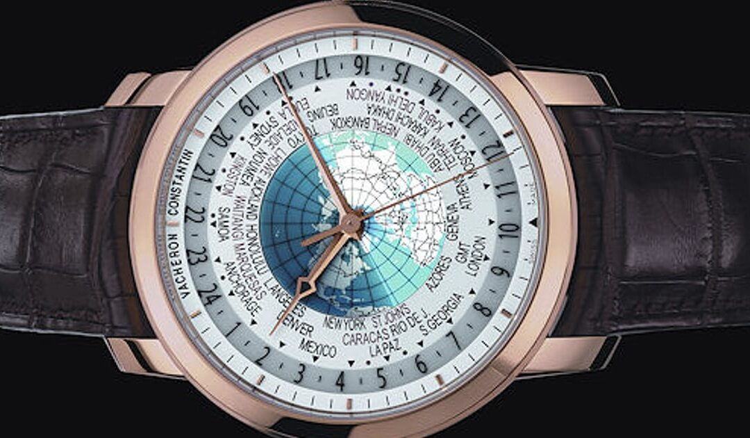 The Vacheron Constantin Patrimony Traditionnelle World Time Explained (VIDEO)